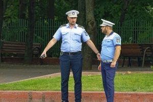 Police officers are sworn to serve and protect residents