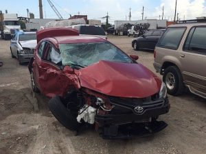 Uninsured motorist property damage coverage pays repair costs to your vehicle