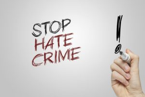 hate crimes are prosecuted more aggressively