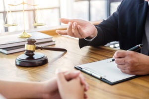attorney tells the client how they can improve the demand letter