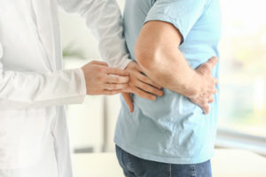 doctors examination of patient injury is part of the personal injury lawsuit