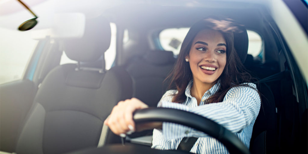 person driving is ecstatic about settlement award for their past car accident