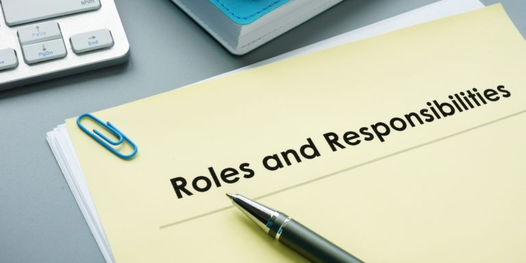 Roles and responsibilities documents. Dog bite injury attorney has certain roles and responsibilities